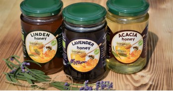 Facts about the raw honey