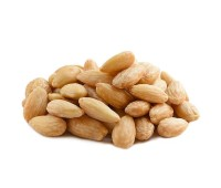 Almonds White Roasted Unsalted