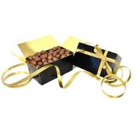 Luxe cadeaudoos met chocolade noten