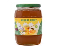 Organic Raw Herbal Honey (870g)
