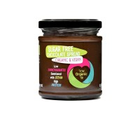 Keto Chocolate Spread Organic, Dairy free, No sugar (200g)