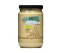 Lichte Tahin (sesampasta) Biologisch Raw ( 280 g )