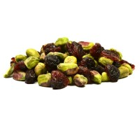 Pistachenoten Mix Raw