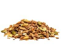 Homemade Seed Granola