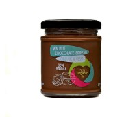 Walnut Chocolate Spread Organic and Vegan ( 200g )