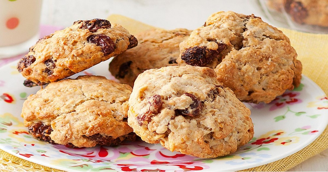Cookies with Almond Butter and Honey